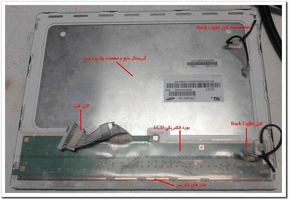 بورد پنل LCD
