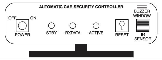 بخش پایه دزدگیر خودرو