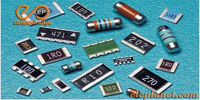 تکنولوژی قطعات SMD - آشنایی با قطعات نصب سطحی ، مزایا و معایب آنها