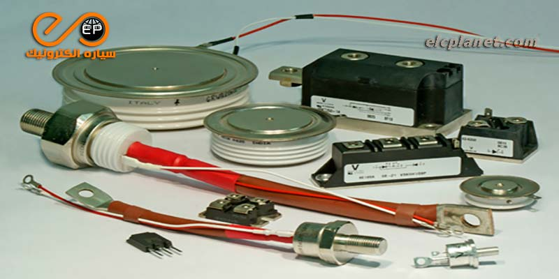 انواع تریستور - Thyristor Types
