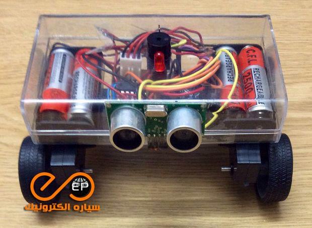 مونتاژ قطعات مکانیکی در بدنه ربات