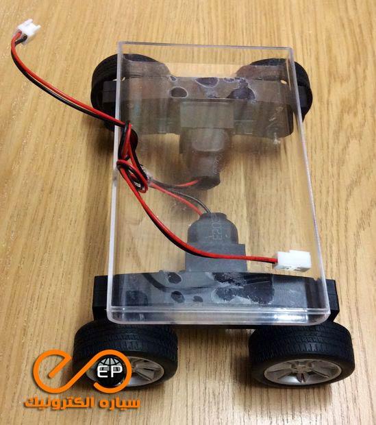 جعبه پلاستیکی برای مونتاژ بدنه ربات