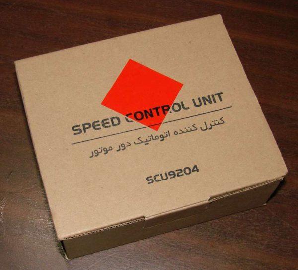 جعبه گاورنر SCU9204