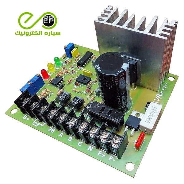 ولتاژ رگولاتور اتوماتیک 400 هرتز AC-DC مدل: EP-4398-A
