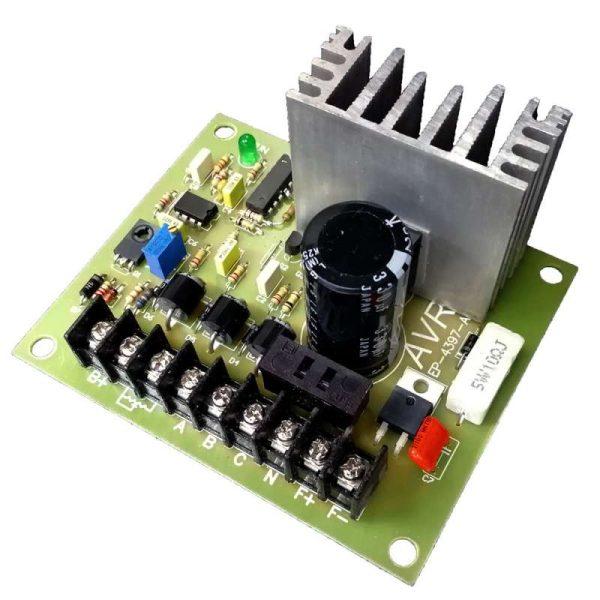 ولتاژ رگولاتور اتوماتیک 400 هرتز AC مدل: EP-4397-A