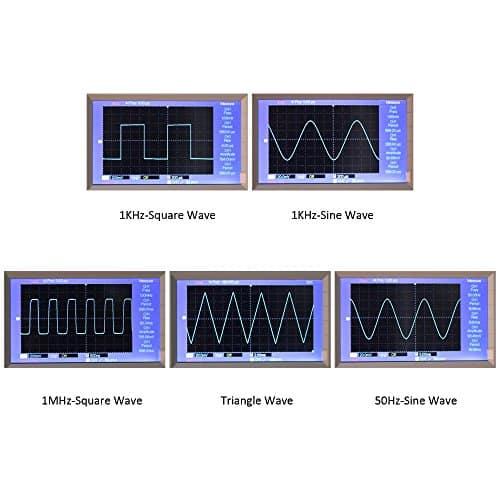 ماژول فانکشن ژنراتور XR2206 - مولد موج سینوسی و مربعی و مثلثی از 1hz-1Mhz