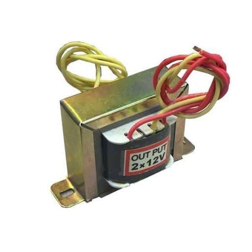 مشخصات ترانس 12 ولت 500ma دوبل