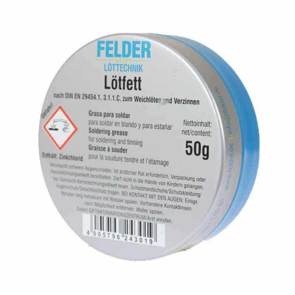 FELDER LOTFETT soldering grease