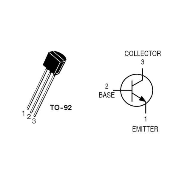 ترانزیستور TO-92